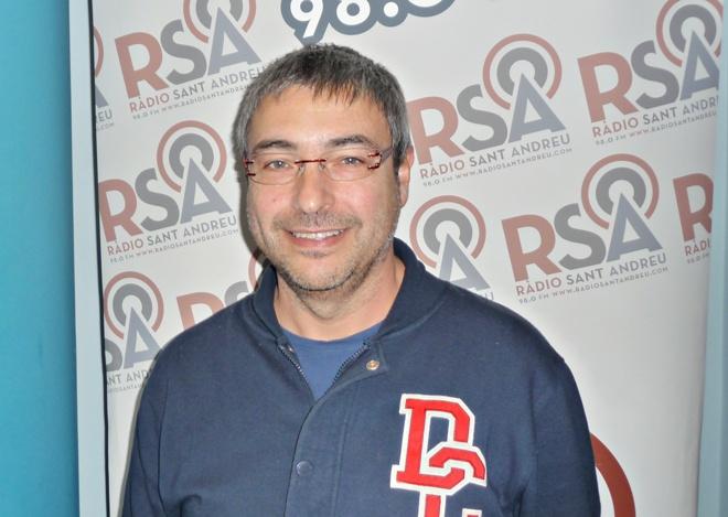 Jordi Ruiz- director EMMDSAB