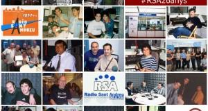 26 anys ràdio sant andreu