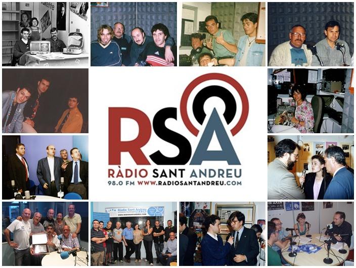 26 anys radio sant andreu