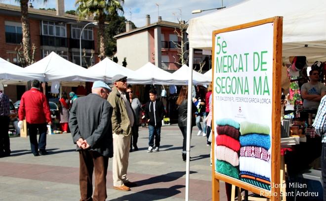 5e mercat segona mà Sant Andreu de la Barca - 01