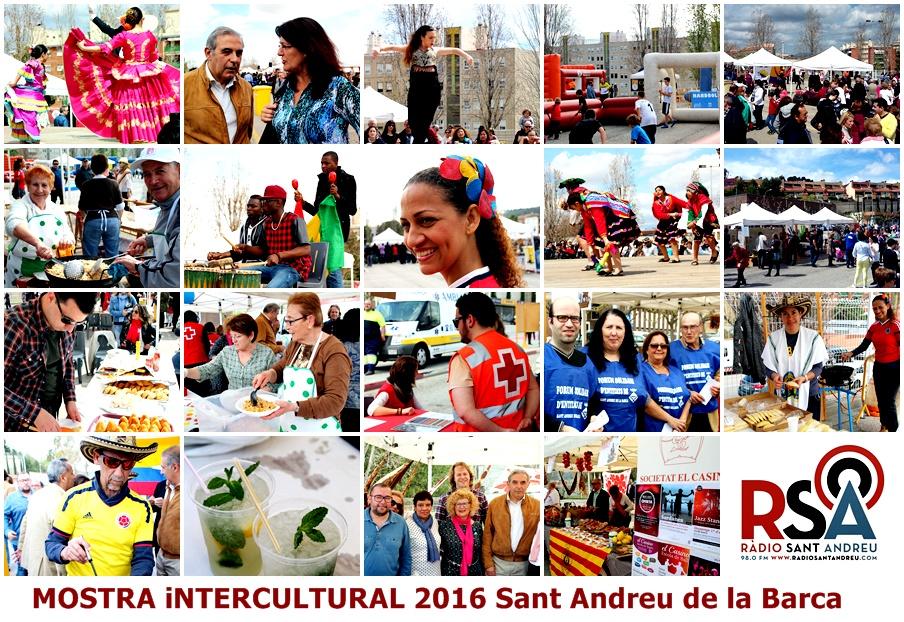 Mostra intercultural 2016