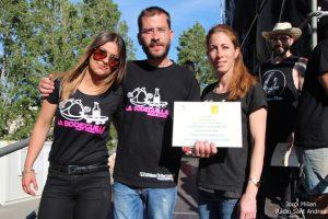 3 Premi Concurs de Tapes 2016 - La bodeguita Andaluza