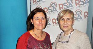 Montse Vazquez i AnA vAREA