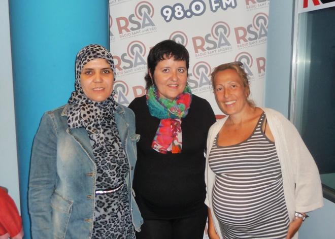 Servei Local Català - 'Coneguem els alumnes' amb Vidina Morales i Ihsan el Hadji