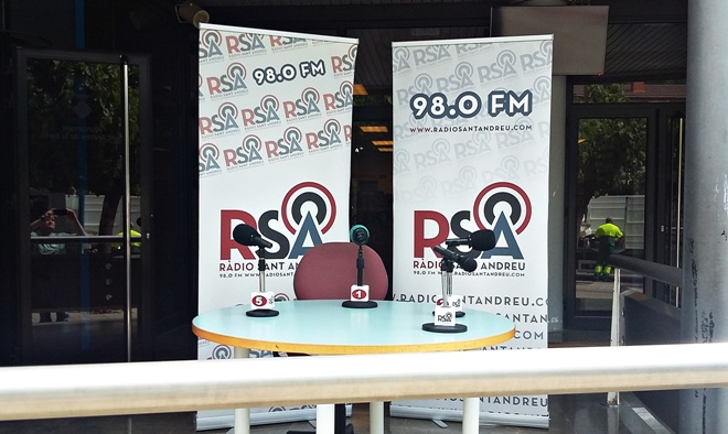 radio a la fira 2016