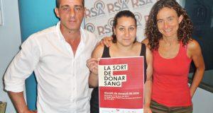 Marató Donació de sang 2016 - Sant Andreu de la Barca