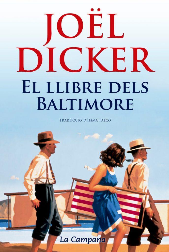 llibre baltimore joel dicker