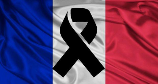 bandera_Francia_luto