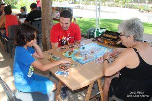 Festa Major 2016 - Jornada jocs de Taula 3 torneig Carcassone 02