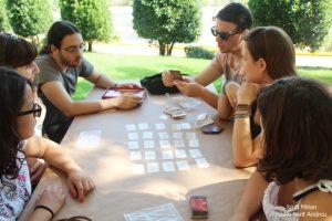 Festa Major 2016 - Jornada jocs de Taula 3 torneig Carcassone 05
