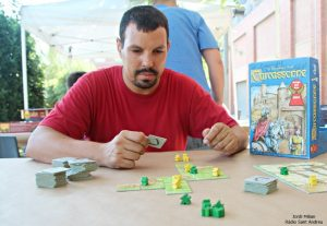 Festa Major 2016 - Jornada jocs de Taula 3 torneig Carcassone