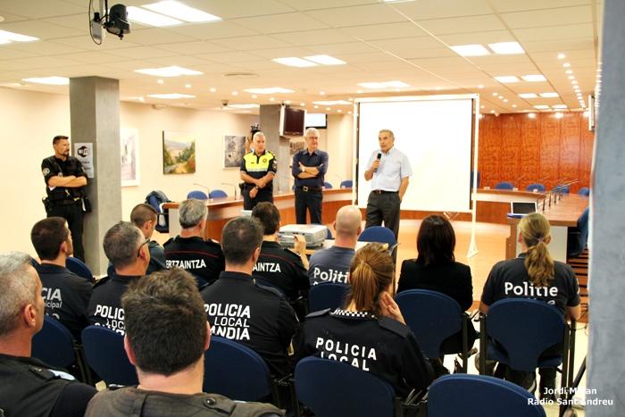 Jornades Unitats Canines Policia Local