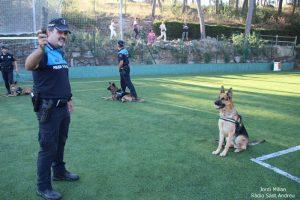 Jornades Unitats Canines Sant Andreu Barca -04