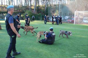 Jornades Unitats Canines Sant Andreu Barca -05