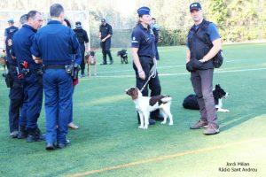 Jornades Unitats Canines Sant Andreu Barca -09
