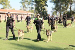 Jornades Unitats Canines Sant Andreu Barca 10
