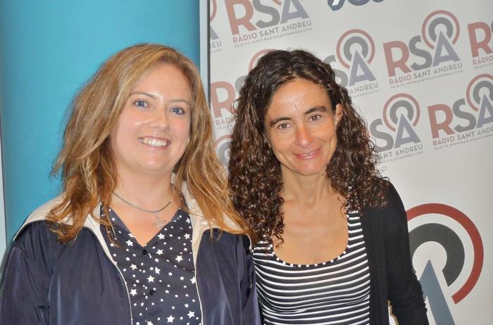 Setmana Lactància Materna - Montse Batlle i Marta Hernández
