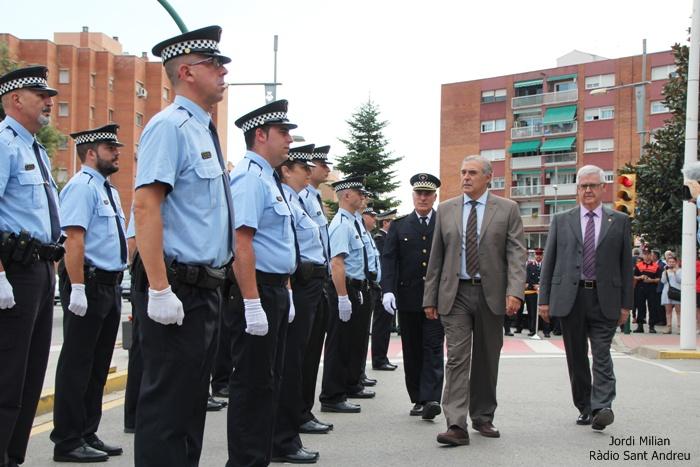 Festa patró Policia Local Sant Andreu de la Barca 2016- 01
