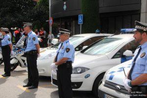 Festa patró  Policia Local Sant Andreu de la Barca 2016- 02