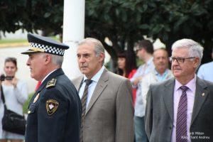 Festa patró  Policia Local Sant Andreu de la Barca 2016- 04