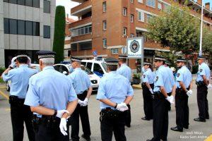 Festa patró  Policia Local Sant Andreu de la Barca 2016- 05