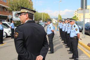 Festa patró  Policia Local Sant Andreu de la Barca 2016- 06