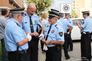 Festa patró  Policia Local Sant Andreu de la Barca 2016- 07