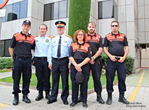 Festa patró  Policia Local Sant Andreu de la Barca 2016- 08