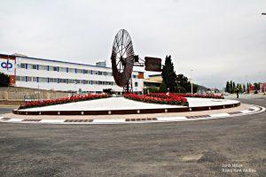 Inauguració rotonda Sant Andreu de la Barca 01