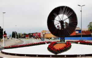 Inauguració rotonda Sant Andreu de la Barca 04