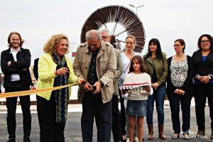 Inauguració  rotonda Sant Andreu de la Barca 05