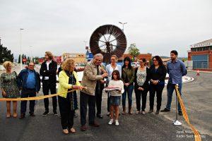 Inauguració rotonda Sant Andreu de la Barca 06
