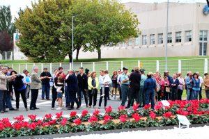Inauguració rotonda Sant Andreu de la Barca 07
