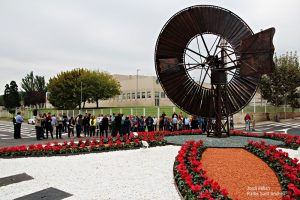Inauguració rotonda Sant Andreu de la Barca 08