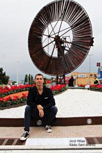 Inauguració rotonda Sant Andreu de la Barca 09