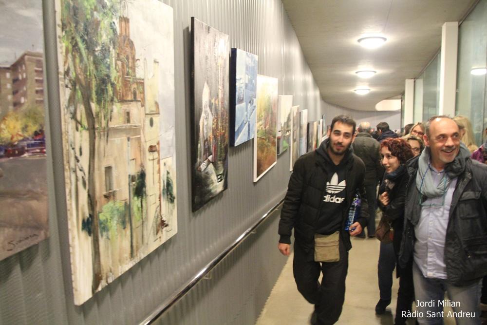 18è Concurs Pintura Ràpida Sant Andreu Barca - 08