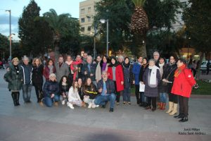 Dia Internacional Eliminació Violència envers les Dones SAB -06