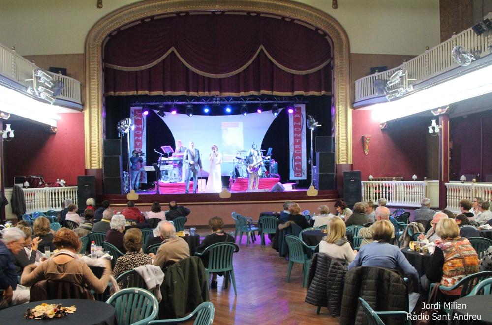 Festa Sant Andreu 2016 Concert Vermut Casino - 01