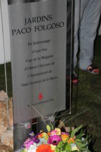 Inauguració Jardins Paco Folgoso - 04