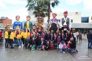 Trobada Gegants Festa Sant Andreu 2016 - 02