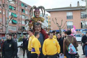 Trobada Gegants Festa Sant Andreu 2016 - 03