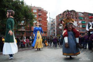 Trobada Gegants Festa Sant Andreu 2016 - 06
