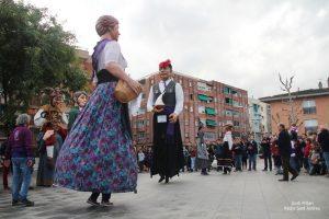 Trobada Gegants Festa Sant Andreu 2016 - 07