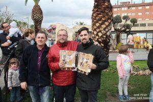 Trobada Gegants Festa Sant Andreu 2016 - 08