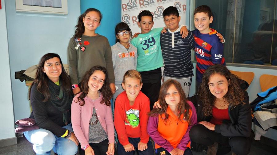 alumnes escola vall palau