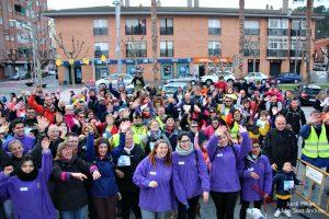 Caminada Solidària Marató TV3 Sant Andreu Barca 2016 -  01