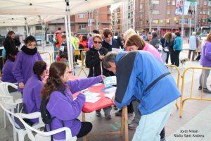 Caminada Solidària Marató TV3 Sant Andreu Barca 2016 -  02