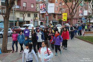 Caminada Solidària Marató TV3 Sant Andreu Barca 2016 -  05