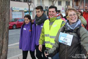 Caminada Solidària Marató TV3 Sant Andreu Barca 2016 -  06