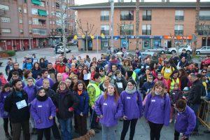 Caminada Solidària Marató TV3 Sant Andreu Barca 2016 -  10